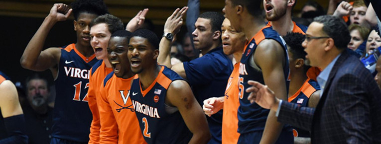 Virginia Cavaliers Basketball Jerseys